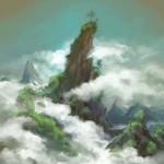Land Under Mist
